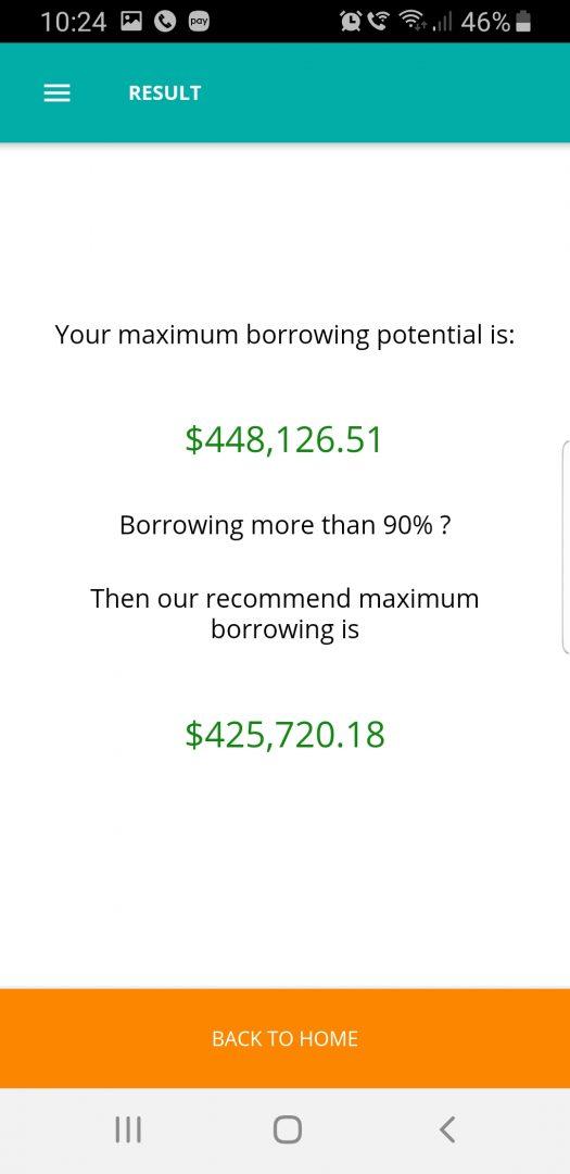Get Your maximum Borrowing Figure in Minuit's